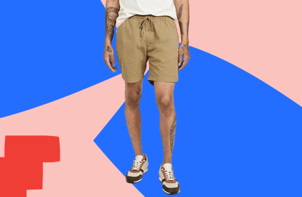 Casual Summer Style: 3 Drawstring Shorts Outfits for Guys
