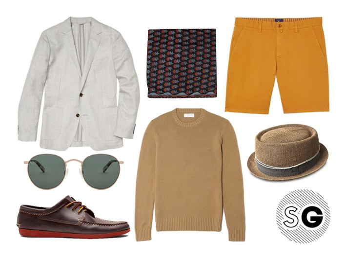 gant, unstructured blazer, bonobos, raen, quoddy, unionmade goods, bailey of hollywood, everlane