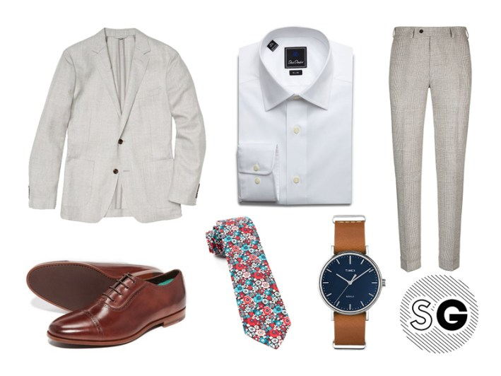unstructured blazer, bonobos, the tie bar, paul smith, timex, suit supply, linen, david donahue, suit up