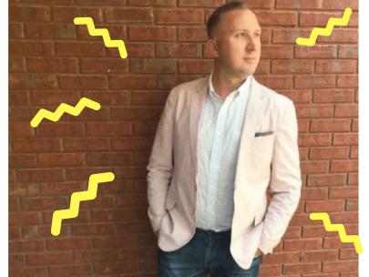 Style Girlfriend Reader Spotlight: Joseph from Atlanta
