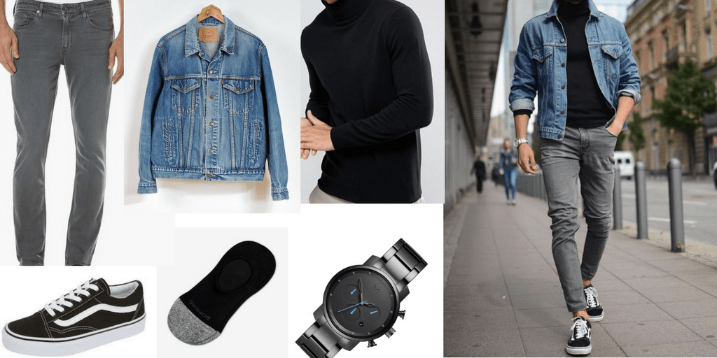 7df931bacfc1 Winter Date Night Outfit for Men | Style Girlfriend