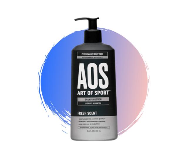 art of sport skin lotion