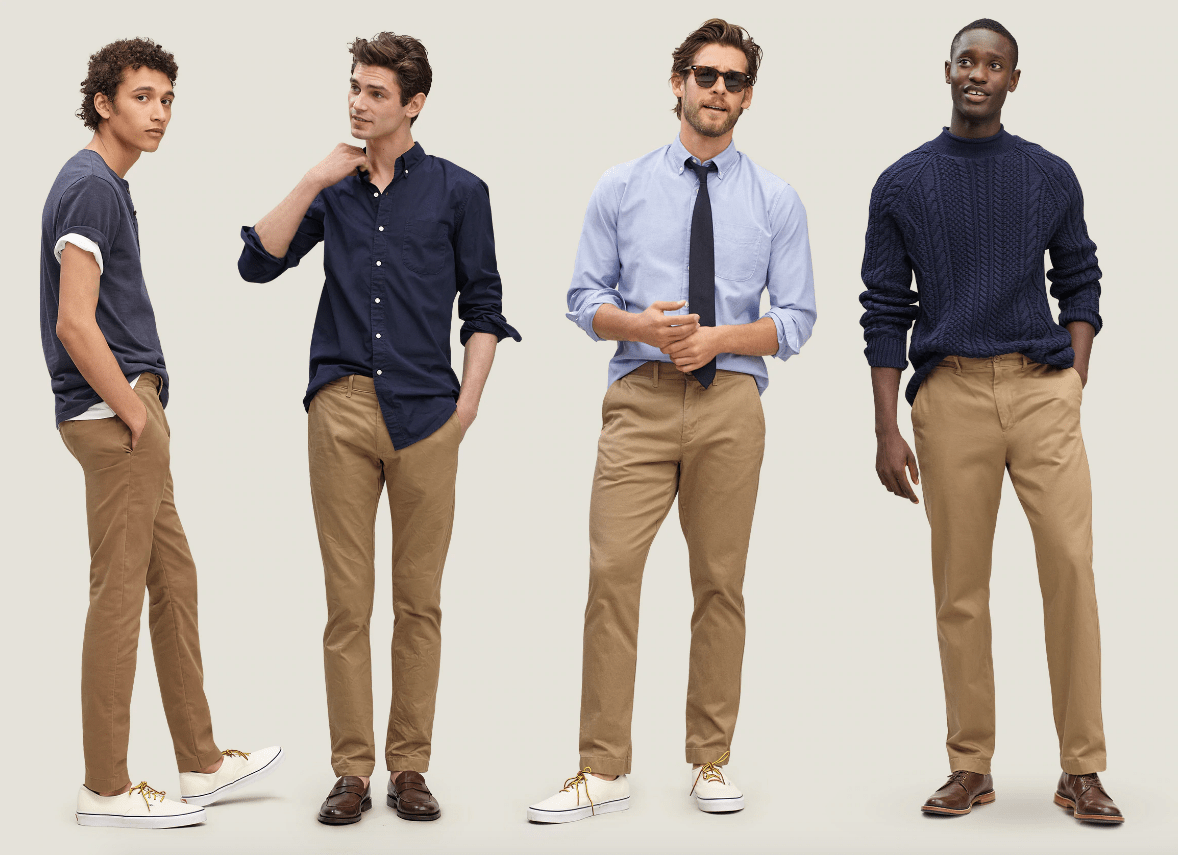 How to Wear Chinos with Everything in