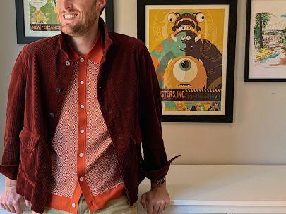 What This Men's Fashion Writer is Wearing During Quarantine