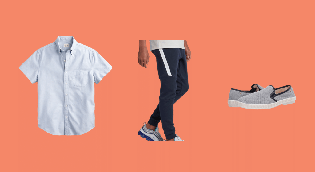 loungewear outfit for men