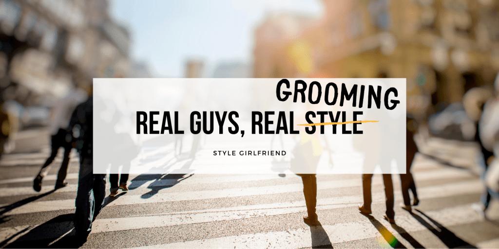 expert men's grooming routine