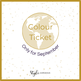 Colour Ticket - only for September