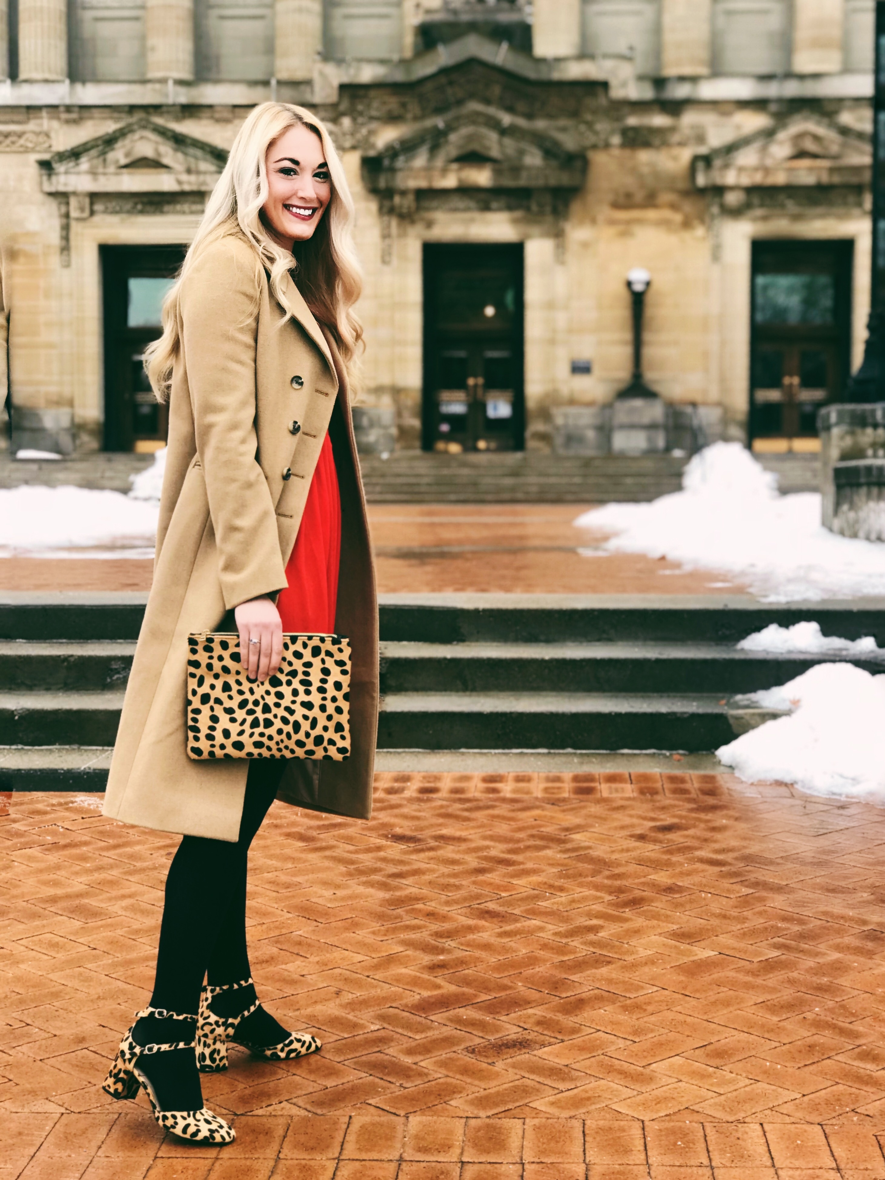 How to Wear Leopard Print | www.styleherstrong.com | #fashion #style #leopardprint #classicstyle #preppy