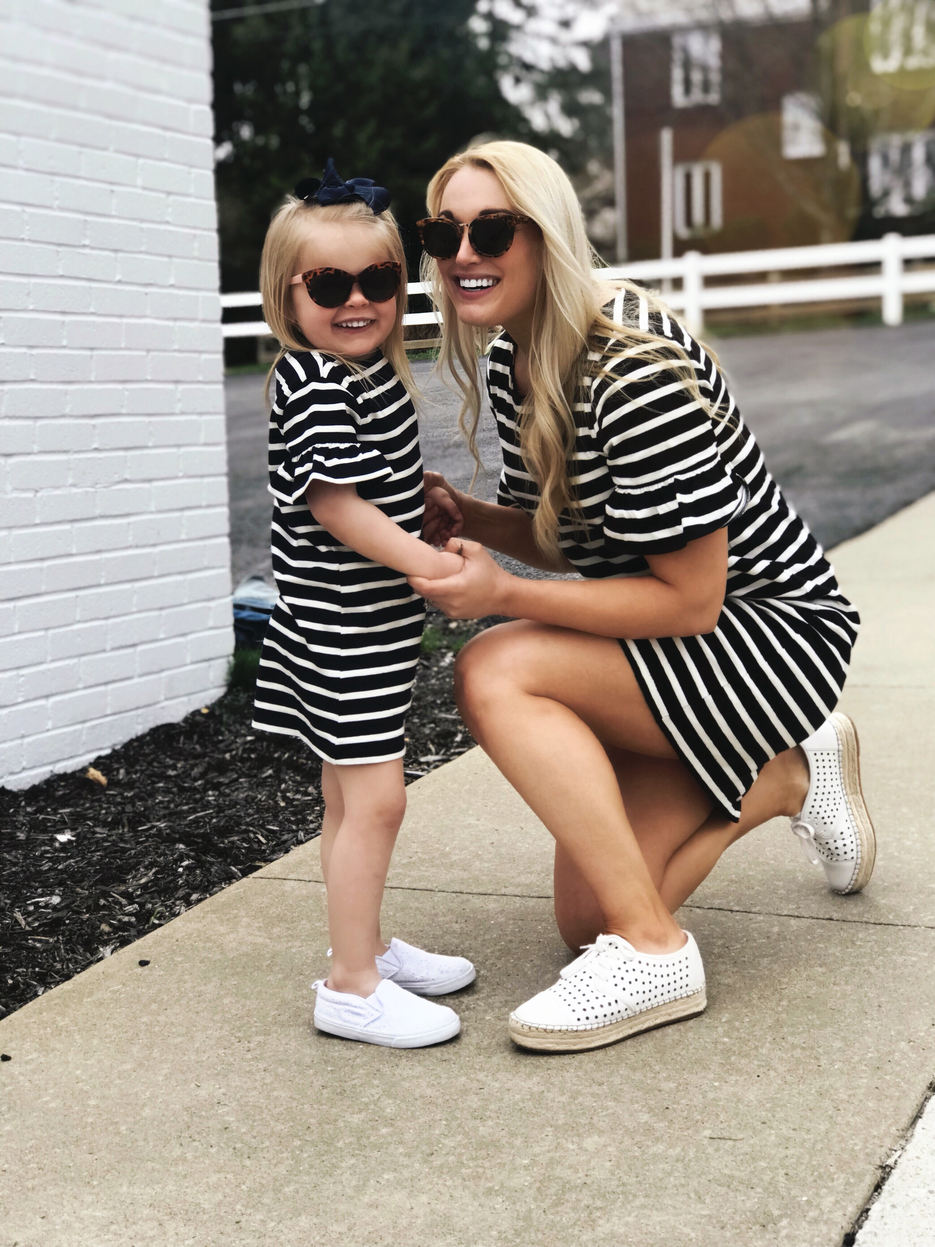 Ten Mommy and Me Outfit Ideas for