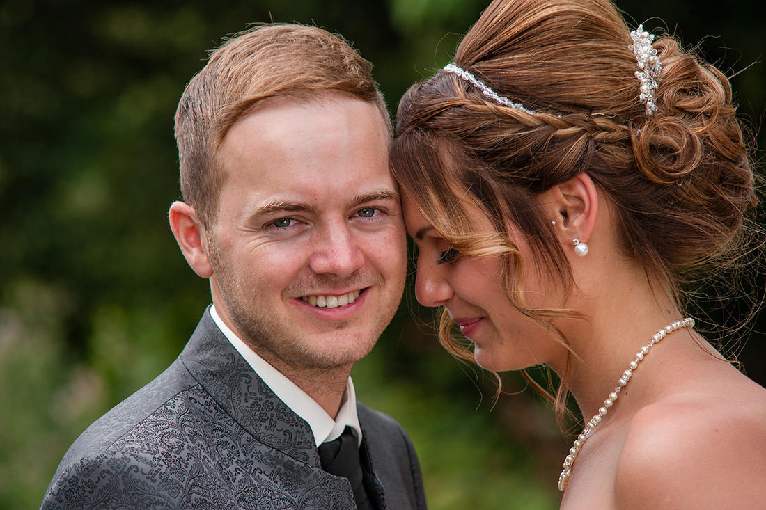 Hochzeitsfotos und Hochzeitsfilm Katzenberger