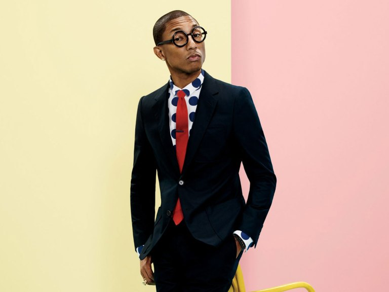 H&S Style Icons: Pharrell Williams