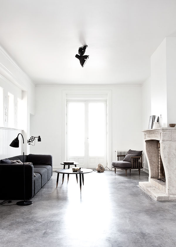 Inspiring Homes / Concrete Craving - Pistols Republic - Interior & Lifestyle