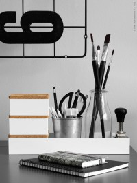 COOL STUFF | IKEA ALEX DESK