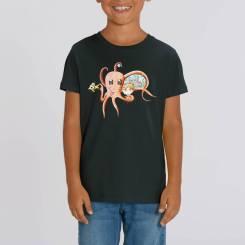 Diep In de Zee Kinder T-shirt (Muis Kids)