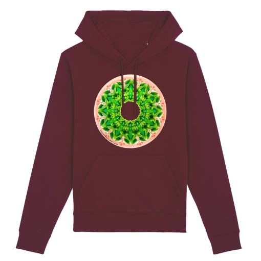 Hartchakra Unisex Organic Hoodie