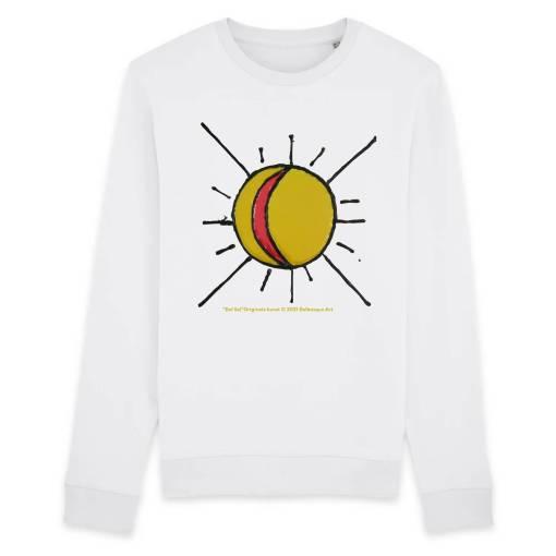 Del Sol Organisch Unisex-Sweatshirt