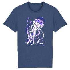 Jelly Dreams Dark Mode T-Shirt - 100% Biologisch Katoen