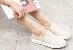 Dames Designer Slip-Ons