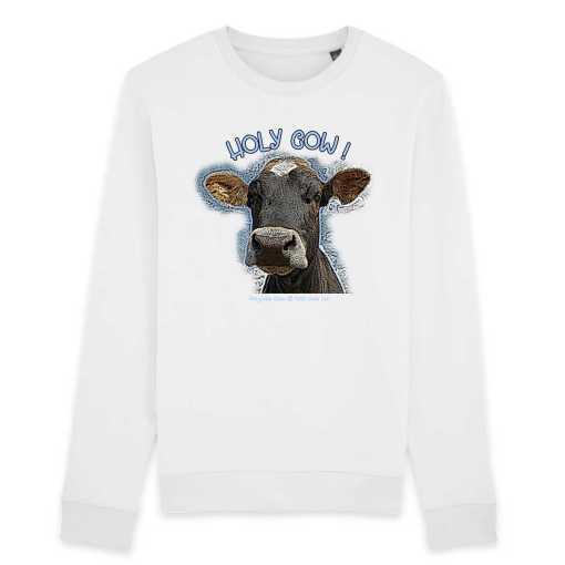 Holy Cow Organisch Unisex Sweatshirt