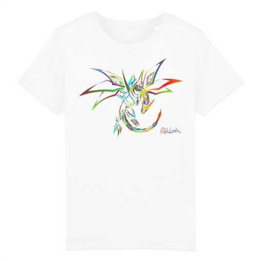 Style Dragon Kinder T-Shirt - 100 % Biologisch Katoen
