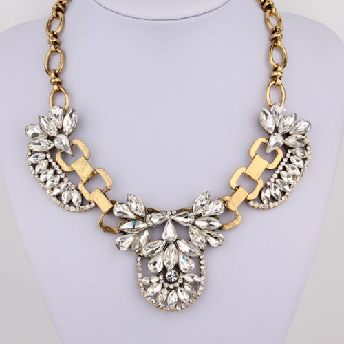 Freeshopping-2013-fashion-boutique-statement-necklace-Unique-Exaggerated-Luxurious-choker-short-Necklace-600x600 (1)