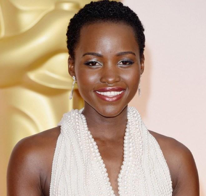 Lupita Nyongo Oscars 2015