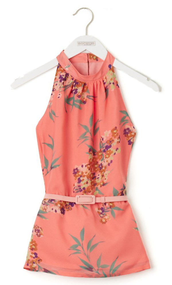 Eva Mendes Spring 2015 Collection