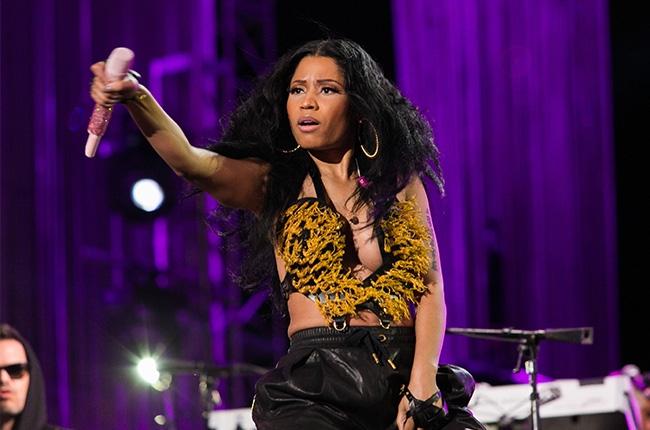 Nicki Minaj Mdurvwa Glove