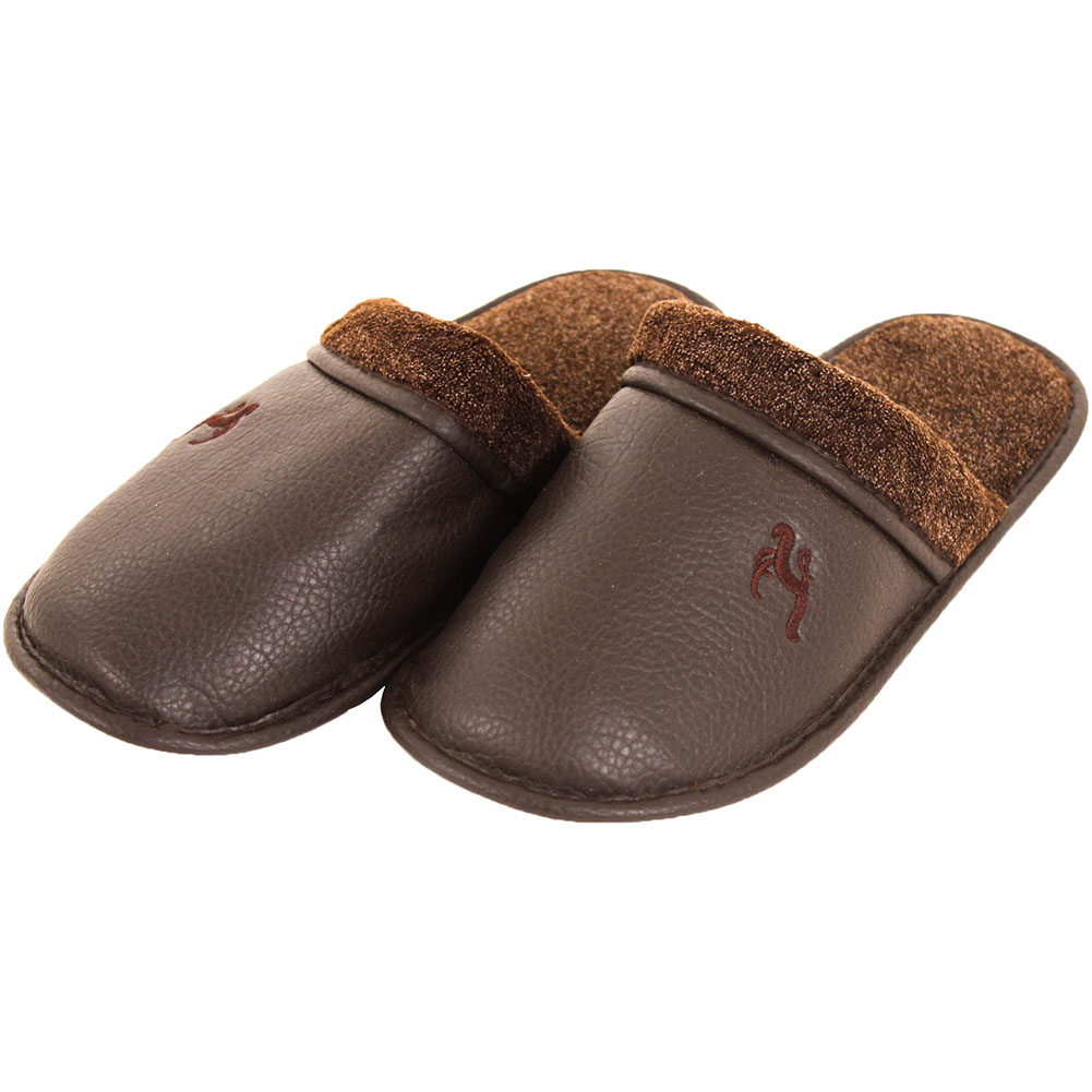 mens house shoes slippers | mount mercy university