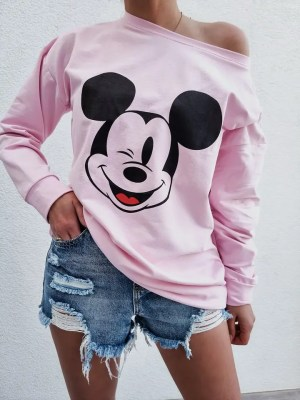 Sweater Pullover Mickey Mouse