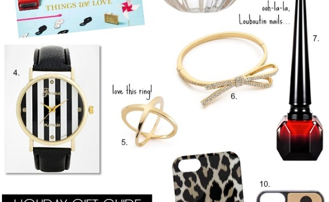 Holiday Gift Guide Gifts For Her Under 100
