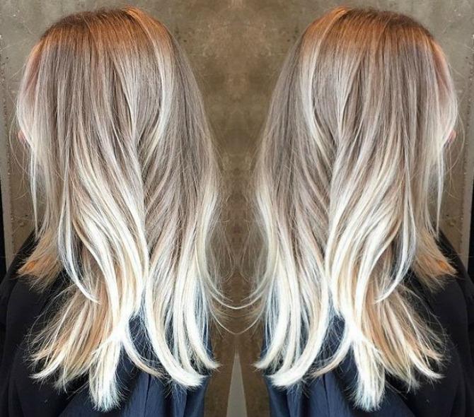Three Color Highlights Hair