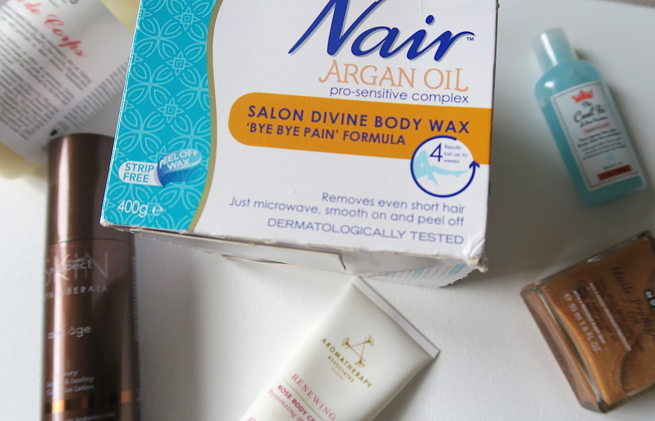 Tried tested nair bye bye pain argan oil waxing kit style lobster attempting another at home hair removal session with a product that promises pain free as possible silky smooth results why do i do it to myself solutioingenieria