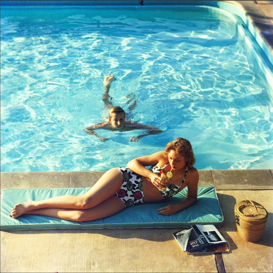Poolside+At+Laguna+Beach