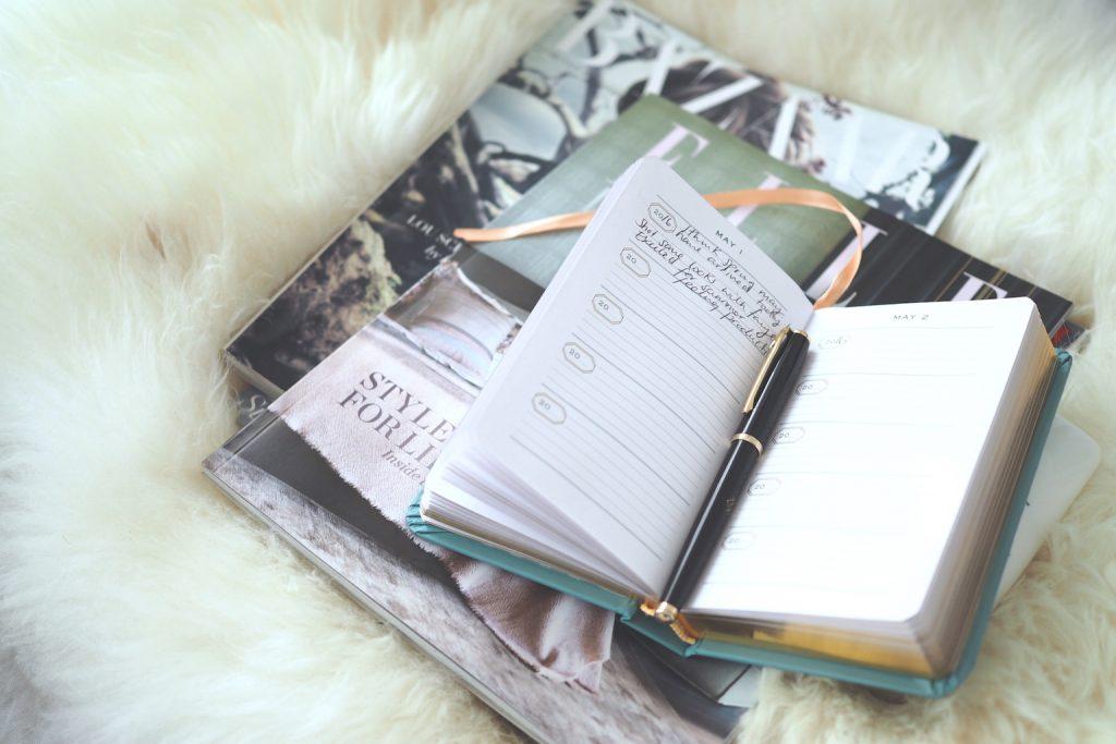 micro journal rebalancing myself