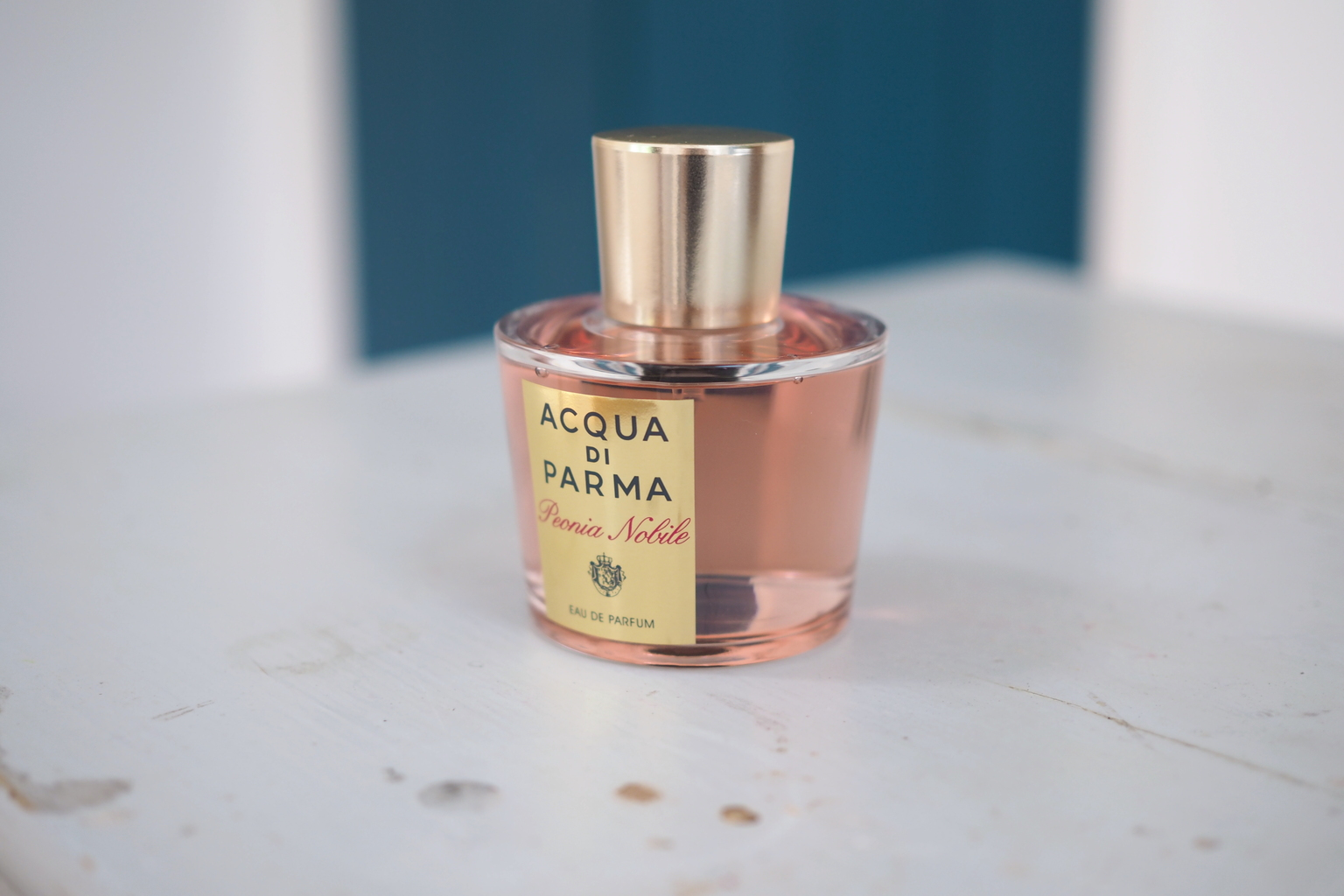 SCENT PROFILE: AQUA DI PARMA PEONIA NOBILE review