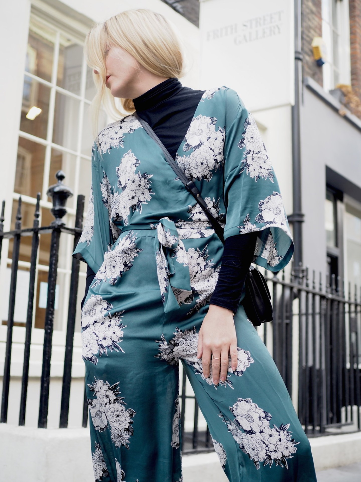 STYLING YOUR JUMPSUIT FOR THE COLDER MONTHS pinterest