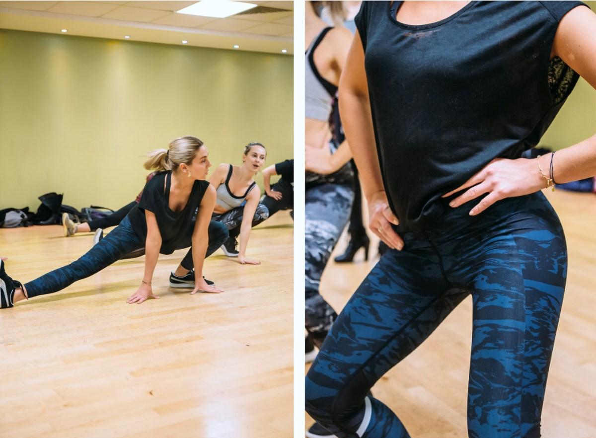 A BUCKET LIST BLOG: TAKING A DIVA DANCE CLASS