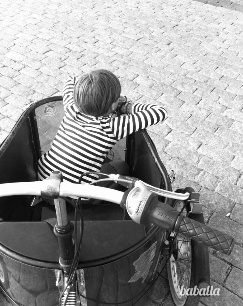 Copenhague con niños baballa