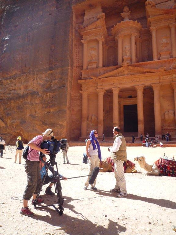 Entrevista en Petra
