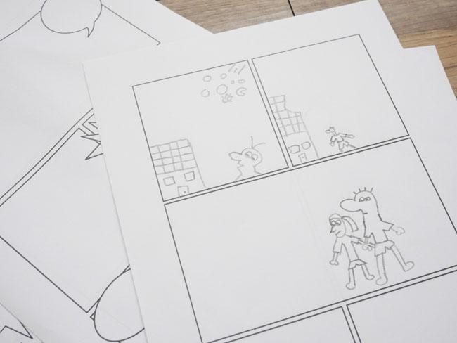 manualidades de papel fáciles2