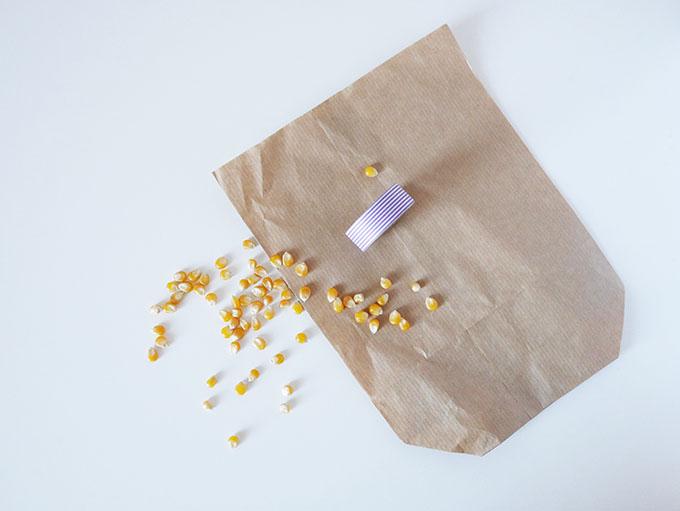 cómo hacer palomitas de maíz