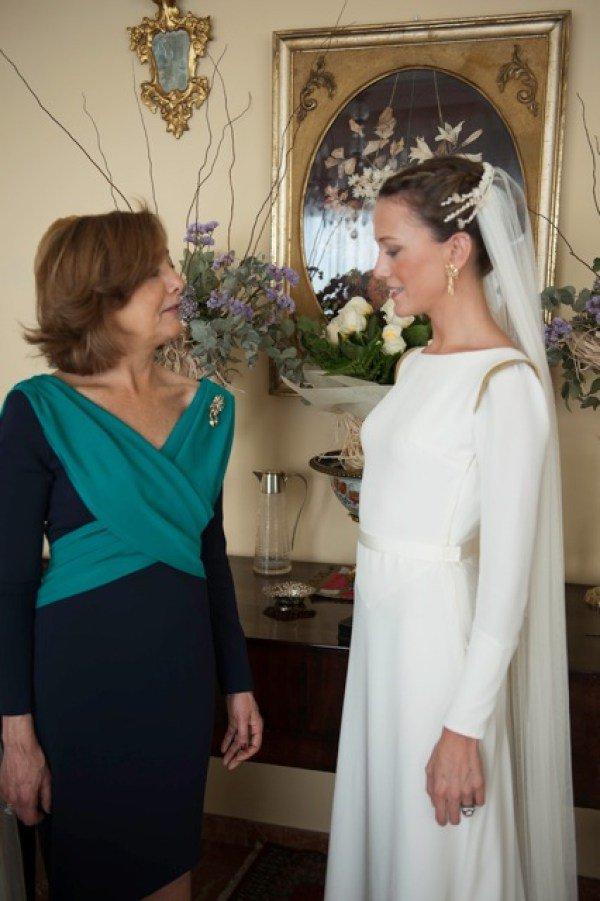 Looks para madres y madrinas de boda Invitadas Madres