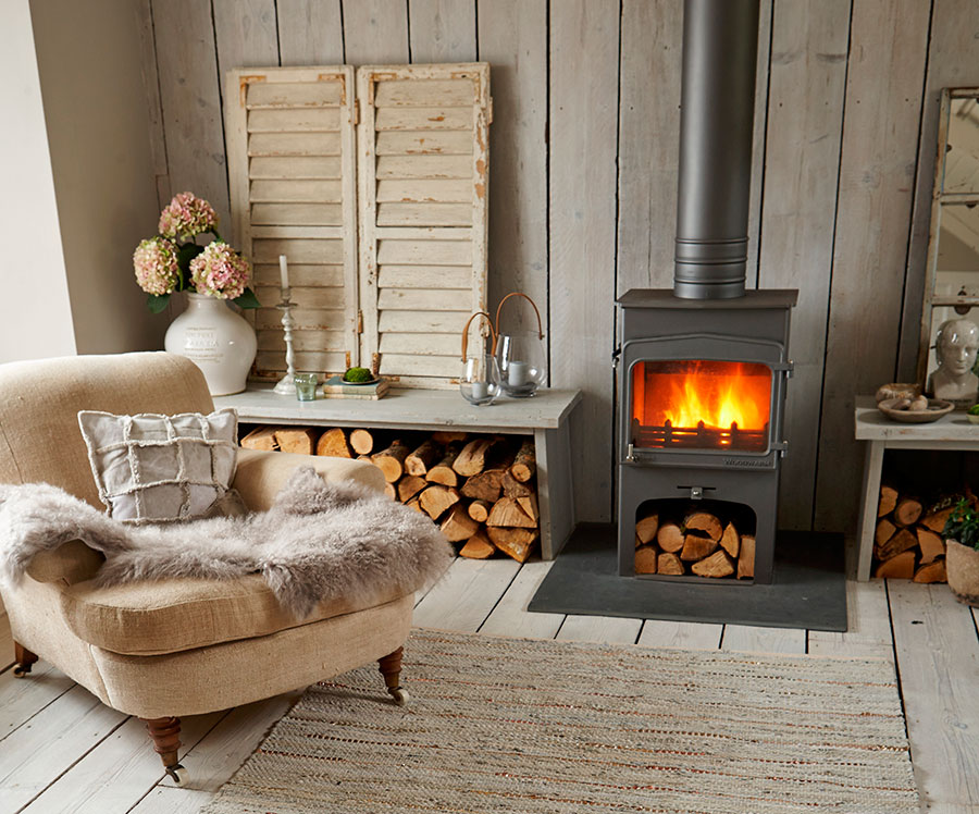 cosy living room with log burner french country furniture wrap up warm nordic house style made simple