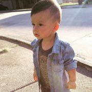 cutest baby boy haircuts - treat