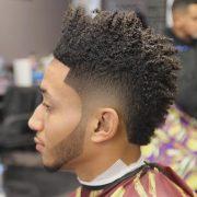 trendy hairstyles black