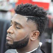 fresh fade haircuts black