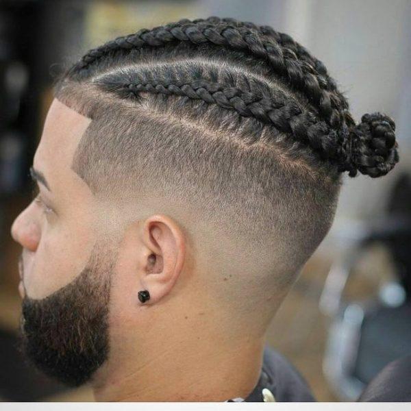30 High Fade Black Men Hairstyles Braids Hairstyles Ideas Walk