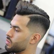 eye-catching beard fade ideas