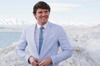 Skinny White Tie - Erieairfair